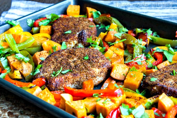 Sheet pan spicy pork chops and sweet potatoes home made interest in the spirit of keeping things simple i downloaded the food lion mobile app food lion mobile app itunes or food lion mobile app google play forumfinder Gallery