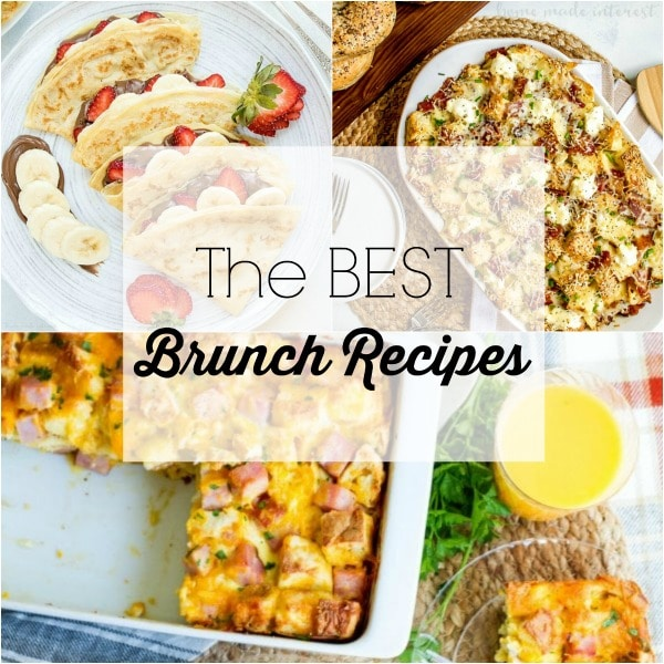 Best Brunch Recipes To Impress Your Guests!
