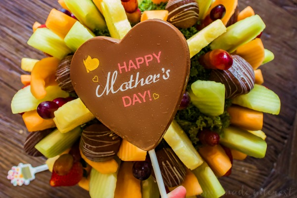 The best last minute mother 39 s day gift home made interest for Homemade edible mother s day gifts