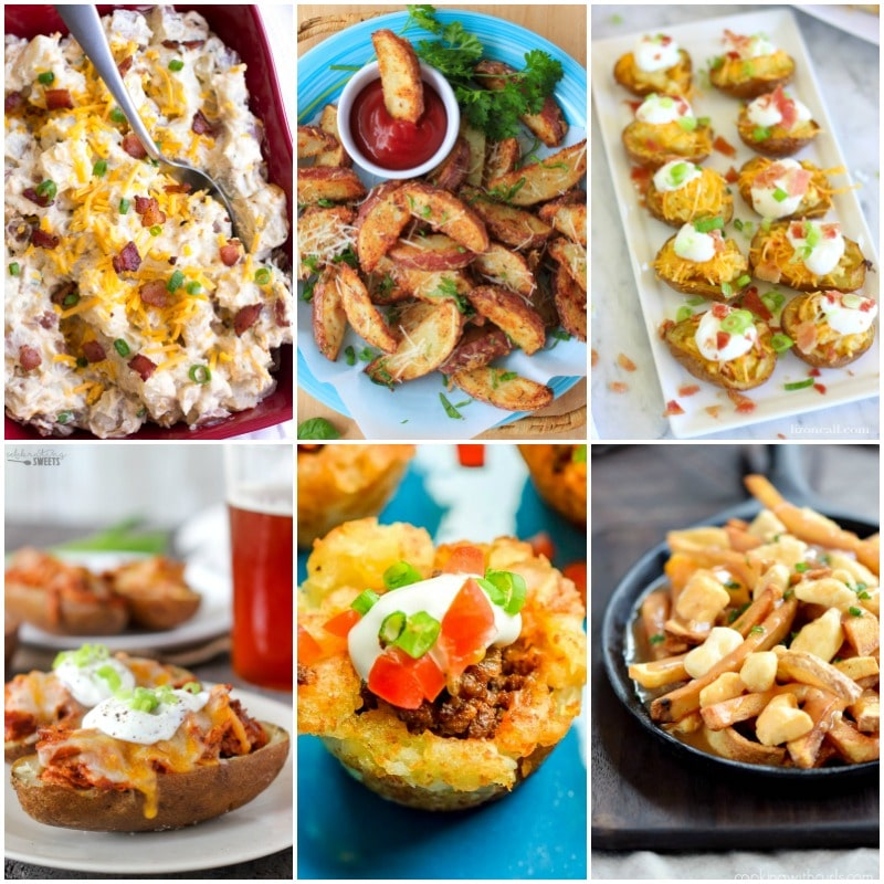 The most awesome potato recipes!