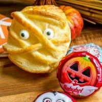 Halloween Baked Cheese
