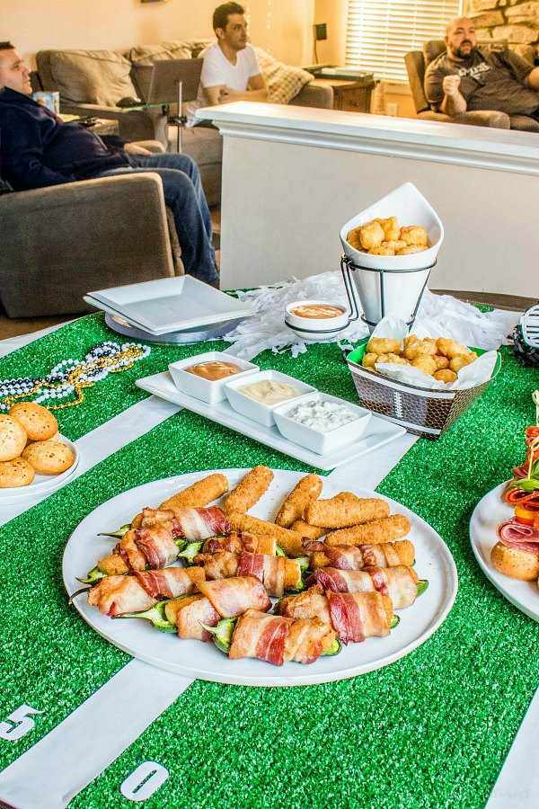 easy super bowl party appetizers