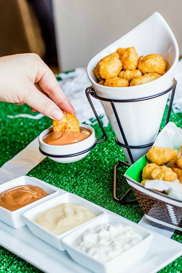 dipping sauce for cheese curd