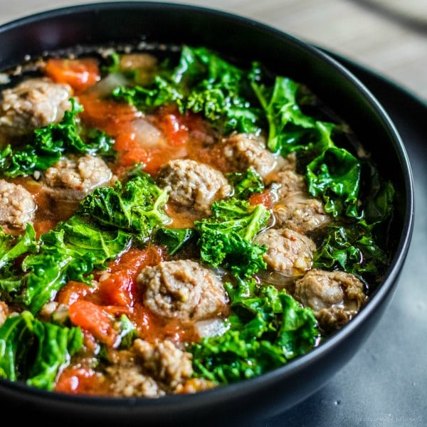 Low Carb Instant Pot Sausage And Kale Soup Home Made Interest