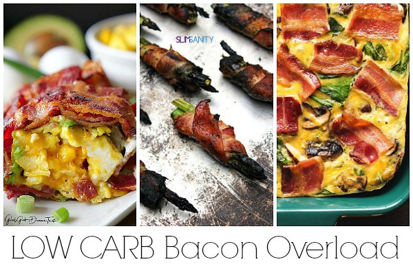 bacon lovers recipes for a low carb brunch