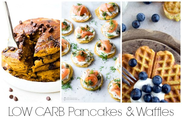Low carb waffles, low carb waffles for a perfect low carb brunch