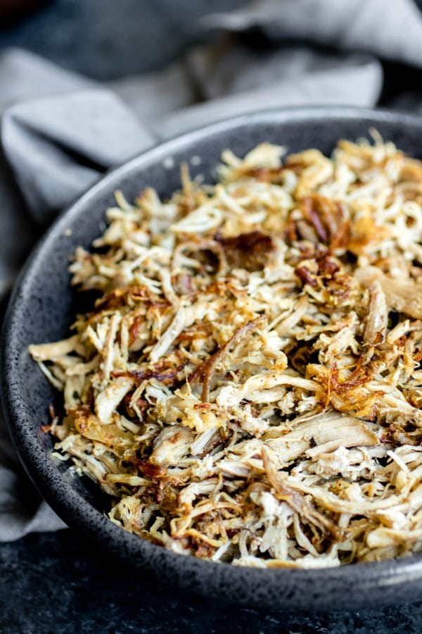 easy crock pot carnitas