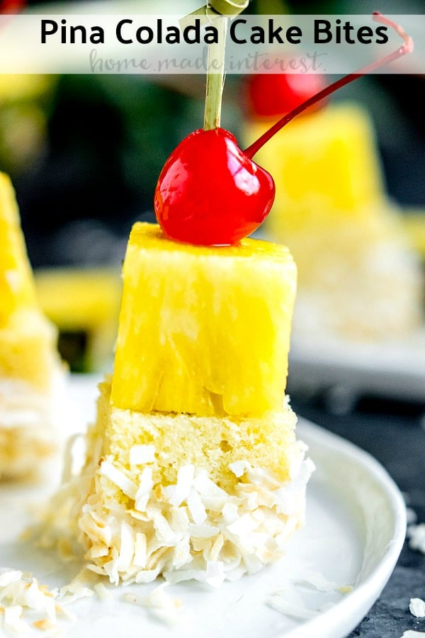 how to make pina colada with real pineapple