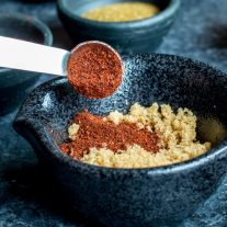 how to make BBQ Dry Rub