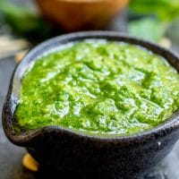 How To Make Basil Pesto recipe
