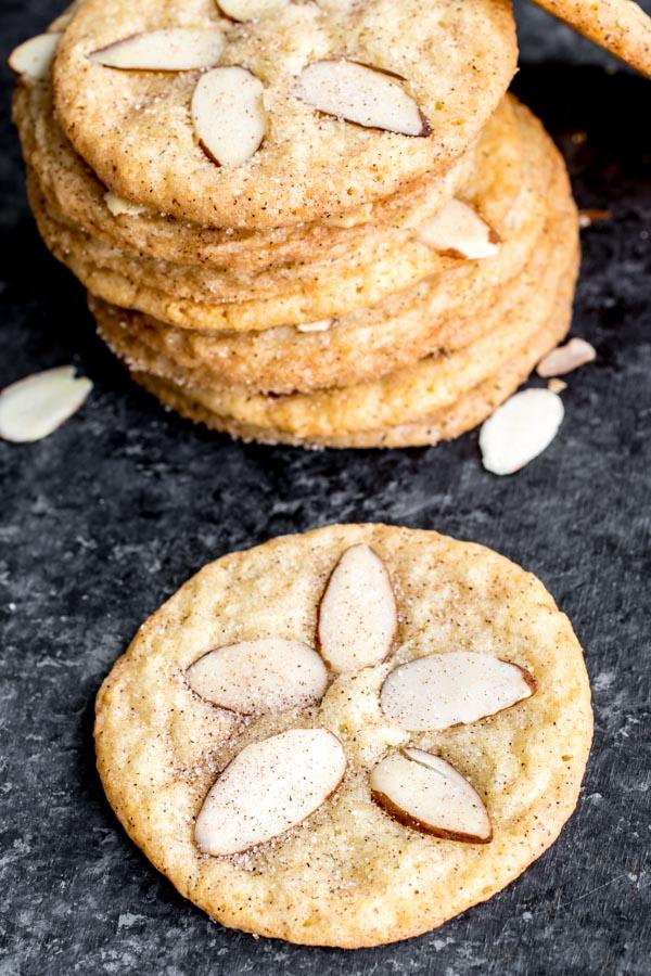 easy to make Sand Tart Cookies