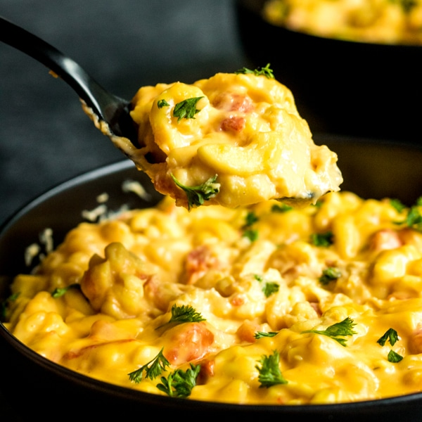 Crock Pot Mac And Cheese: Spicy Crock Pot Macaroni And Cheese