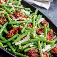 holiday Italian Green Bean Salad