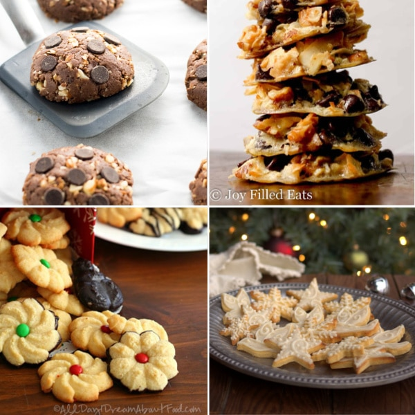 The best Christmas cookies that are keto and low carb.