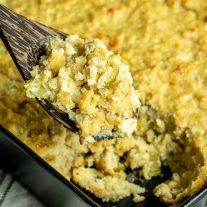 Thanksgiving stuffing Southern Cornbread Dressing