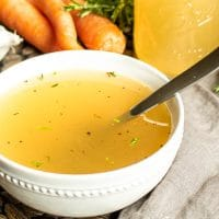 how to make chicken broth that is homemade