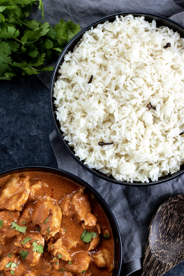 Indian Instant Pot Basmati Rice