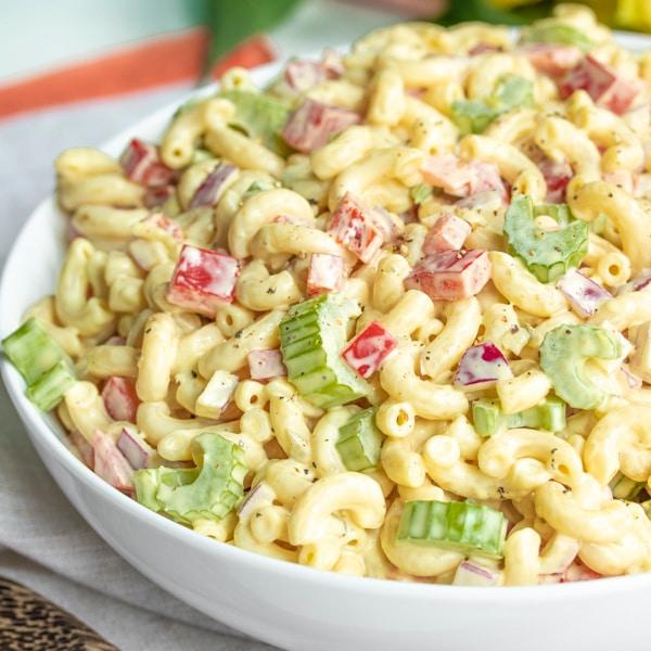 potluck Classic Macaroni Salad