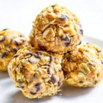 kid friendly Peanut Butter Energy Balls